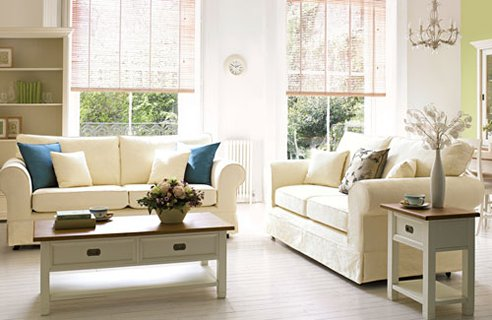 5 great green living rooms for spring 2013 clpm - Marks and spencer living room ideas ...